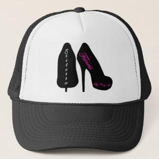 Heels Hat (black)