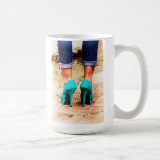 Heels of Fortune Coffee Mug