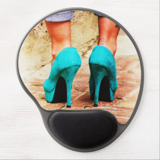 Heels of Fortune Gel Mouse Pad