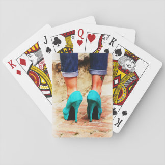 Heels of Fortune Deck Of Cards