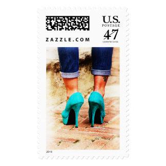 Heels of Fortune Postage