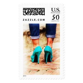 Heels of Fortune Postage
