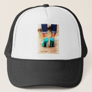 Heels of Fortune Trucker Hat