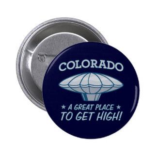 heene Colorado del halcón del muchacho del globo Pins