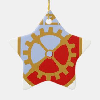 Heeres -Zeuganstalt Christmas Tree Ornaments