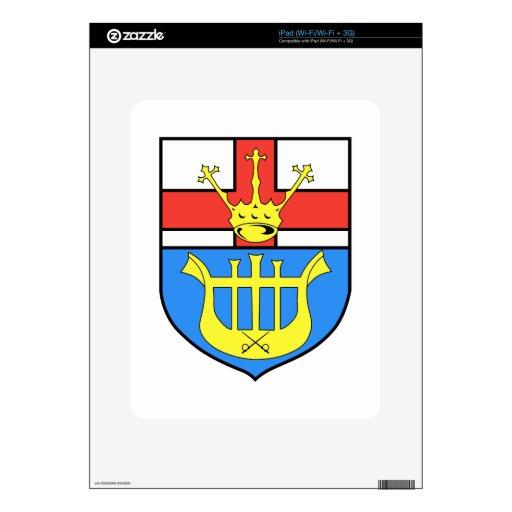 Heeresmusikkorps 300 skins for the iPad