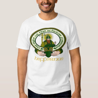 Heffernan Clan Motto Shirt