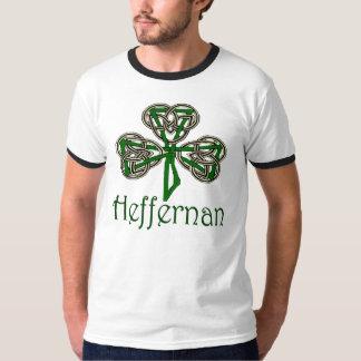Heffernan Shamrock Shirt