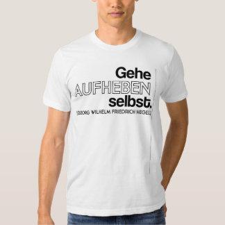 Hegel Aufheben T Shirt