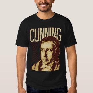 Hegel -- Cunning Shirt