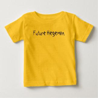 Hegemon futuro playera de bebé