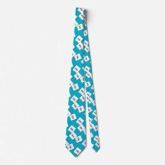 Hehehe Helium Laughing Gas Element Pun Tie