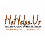 HeHelpsUs_Simplify Tarjetas Postales