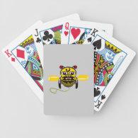 Hei Tiki Bee Toy Kiwiana Bicycle Playing Cards