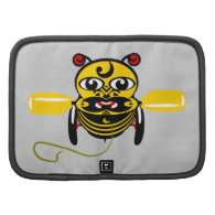 Hei Tiki Bee Toy Kiwiana Folio Planner