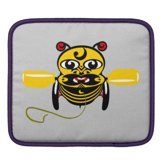 Hei Tiki Bee Toy Kiwiana iPad Sleeve