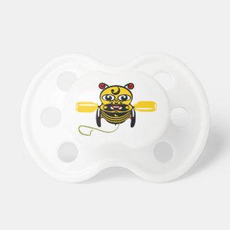 Hei Tiki Bee Toy Kiwiana BooginHead Pacifier