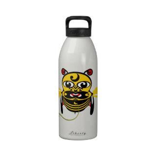 Hei Tiki Bee Toy Kiwiana Reusable Water Bottle