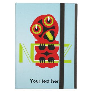 Hei Tiki N.Z. Text art design Case For iPad Air