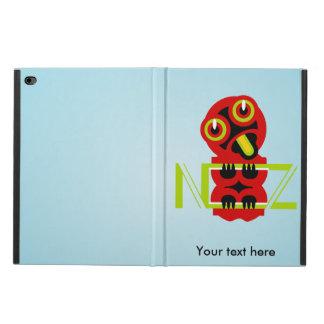 Hei Tiki N.Z. Text art design Powis iPad Air 2 Case