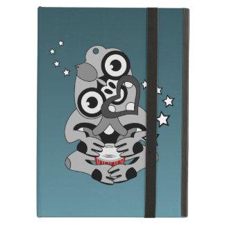 Hei Tiki New Zealand Drum Maori design Case For iPad Air