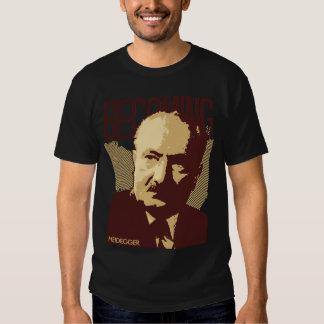 Heidegger -- Becoming T-Shirt