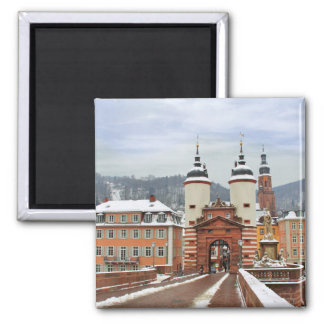Heidelberg, Alemania Imán Cuadrado