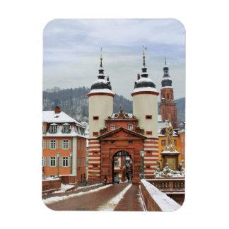 Heidelberg, Alemania Imán De Vinilo