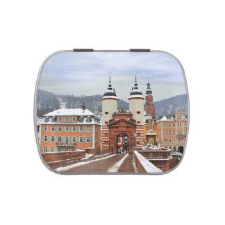 Heidelberg, Alemania Jarrones De Dulces