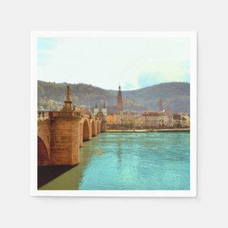 Heidelberg, Alemania Servilletas De Papel