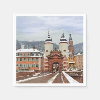 Heidelberg, Alemania Servilletas Desechables