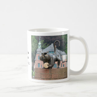 Heidelberg Bridge Monkey Coffee Mug