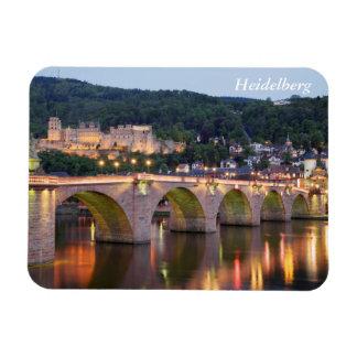 Heidelberg by evening light magnet