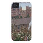 Heidelberg - castillo de debajo iPhone 4 cárcasa