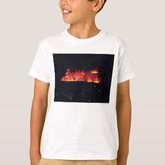 Heidelberg Castle Burning T-Shirt