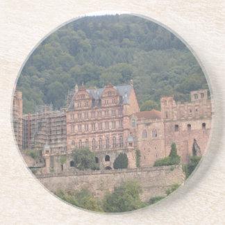 Heidelberg Castle Drink Coaster