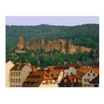 Heidelberg Castle Postcard