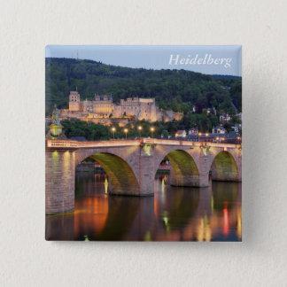 Heidelberg evening button