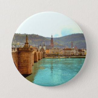 Heidelberg, Germany Button