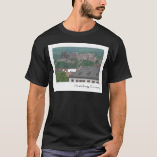 Heidelberg Germany Castle T-Shirt