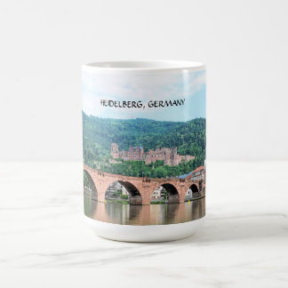 HEIDELBERG, GERMANY COFFEE MUG
