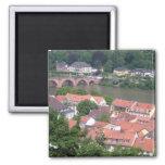 Heidelberg Germany fridge Magnet