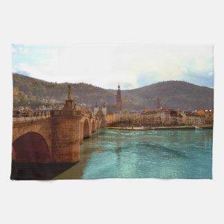 Heidelberg, Germany Kitchen Towels