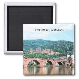 HEIDELBERG, GERMANY MAGNET