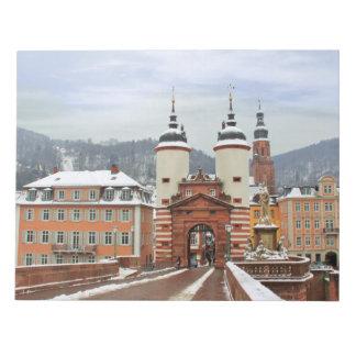 Heidelberg, Germany Memo Note Pad