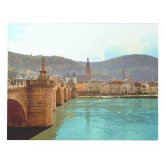 Heidelberg, Germany Memo Notepads