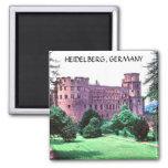 HEIDELBERG, GERMANY REFRIGERATOR MAGNET