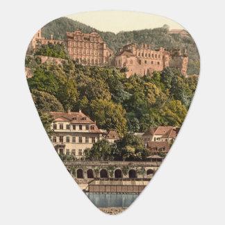 Heidelberg II, Baden-Württemberg, Alemania Plumilla De Guitarra