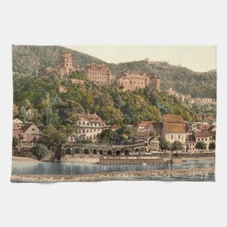 Heidelberg II, Baden-Württemberg, Germany Hand Towel