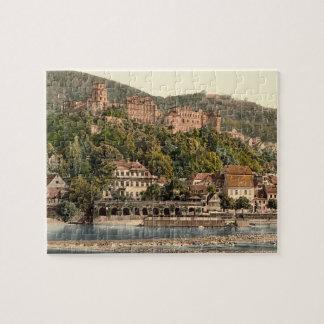 Heidelberg II, Baden-Württemberg, Germany Jigsaw Puzzles